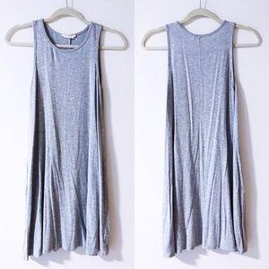 Double Zero - Grey Tank Dress